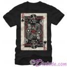 Star Wars Darth Vader King of Spades Playing Card Adult T-Shirt (Tshirt, T shirt or Tee) © Dizdude.com
