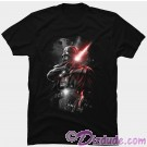Star Wars: Darth Vader Dark Lord Adult T-Shirt (Tshirt, T shirt or Tee) © Dizdude.com