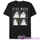 Star Wars: The Last Jedi Porg Boxes Adult T-Shirt (Tshirt, T shirt or Tee) © Dizdude.com