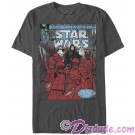 Star Wars: The Last Jedi Royal Guard Comic Cover Adult T-Shirt (Tshirt, T shirt or Tee) © Dizdude.com