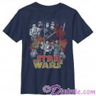 Star Wars The Last Jedi - Divine Journey Boys / Girls / Youth T-Shirt (Tshirt, T shirt or Tee) © Dizdude.com