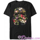 Star Wars Tropical Stormtrooper Adult T-Shirt (Tshirt, T shirt or Tee) © Dizdude.com