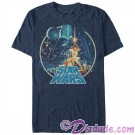 Star Wars Original Classic Adult T-Shirt (Tshirt, T shirt or Tee) © Dizdude.com