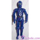 Blue 3PO Protocol Droid from Disney Star Wars Build-A-Droid Factory © Dizdude.com