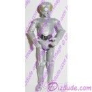 Silver LOM Protocol Droid from Disney Star Wars Build-A-Droid Factory © Dizdude.com