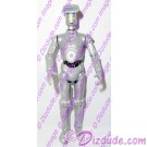 Silver Vender Protocol Droid from Disney Star Wars Build-A-Droid Factory © Dizdude.com