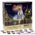 Magic Kingdom Main Street USA ~ Walt Disney World 1000 Piece Jigsaw Puzzle by Thomas Kinkade © Dizdude.com