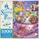 Alice in a Teacup 65th Anniversary 1000 Piece Jigsaw Puzzle- Disney Signature Puzzle © Dizdude.com