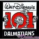 Walt Disney World - Walt Disney's 101 Dalmatians Pin © Dizdude.com