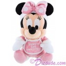 Disney Santa Minnie Baby's First Christmas 9inch Soft Plush © Dizdude.com