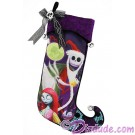 Disney Tim Burton's The Nightmare Before Christmas Stocking © Dizdude.com