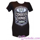 Disney Animal Kingdoms Expedition Everest Ladies T-Shirt