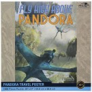 Avatar Fly High Above Pandora Travel Poster 1000 Piece Jigsaw Puzzle - Disney Pandora – The World of Avatar