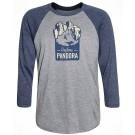 Explore Pandora Raglan Adult T-shirt (Tee, Tshirt or T shirt) - Disney Pandora – The World of Avatar