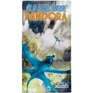 Avatar Fly High Above Pandora Travel Poster Beach Towel - Disney Pandora – The World of Avatar © Dizdude.com