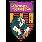 Countdown to the Millennium Series Pin #20 (Hunchback of Notre Dame - Quasimodo) © Dizdude.com