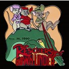 Countdown to the Millennium Series Pin #47 (Rescuers Down Under / Bernard / Bianca / Jake) © Dizdude.com