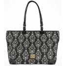 Dooney & Bourke - Jack Skellington Shopper Tote Handbag - The Nightmare Before Christmas © Dizdude.com