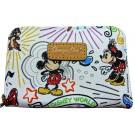 Disney Dooney & Bourke Sketch Wallet © Dizdude.com