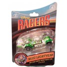 Tigger Disney Racer Die-Cast Metal Body Race Car 1/64 Scale © Dizdude.com