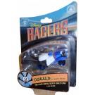 Oswald the Lucky Rabbit Disney Racer Die-Cast Metal Body Race Car 1/64 Scale © Dizdude.com