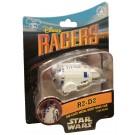 Star Tours Disney Racers R2-D2 Die cast metal body race car 1/64 scale - Disney Star Wars Weekends 2014 © Dizdude.com