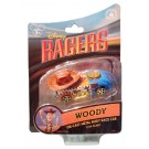 Woody From Toy Story Disney Racer Die-Cast Metal Body Race Car 1/64 Scale © Dizdude.com