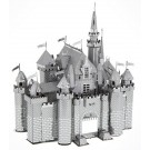 Disneyland Sleeping Beauty Castle 3D Metal Model Kit - Disney Exclusive © Dizdude.com