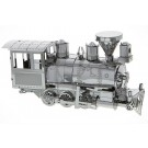 Magic Kingdom Stream Train 3D Metal Model Kit - Disney Exclusive © Dizdude.com