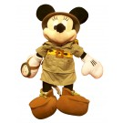 12 inch Safari Minnie Mouse Plush ~ Disney Animal Kingdom © Dizdude.com