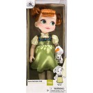 "Disney Frozen Anna 15"" Doll - Animators Collection ~ Walt Disney World"