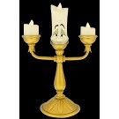 Lumiere Light Up Candelabra Figure from Beauty and the Beast ~ Disney Medium Big Figure © Dizdude.com