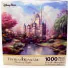 Disney World 1000 Piece Jigsaw Puzzle by Thomas Kinkade © Dizdude.com