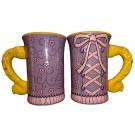 Disney Rapunzel Sculptured Mug - Part of the Disney Princess Mug Collection © Dizdude.com