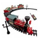 New Disney Holiday Express Christmas Train Set ©Dizdude.com