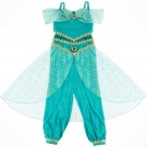 Disney Theme Park Princess Jasmine Sparkle Costume
