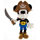 Pirate Mickey Mouse 9 inch (23 cm) Plush ~ Pirates of the Caribbean © Dizdude.com