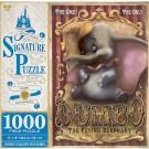Dumbo 75th Anniversary 1000 Piece Jigsaw Puzzle- Disney Signature Puzzle © Dizdude.com