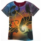 Rivers Of Light Gold Lotus AdultT-Shirt (Tee, Tshirt or T shirt) ~ Disney Animal Kingdom
