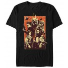 Character Poster Adult T-Shirt ~ SOLO A Star Wars Story