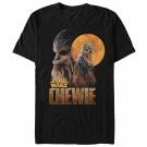 CHEWIE Adult T-Shirt ~ SOLO A Star Wars Story