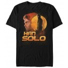 HAN SOLO Adult T-Shirt ~ SOLO A Star Wars Story