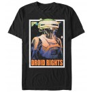 L3-37 Droid Rights Adult T-Shirt ~ SOLO A Star Wars Story