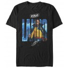 Lando Logo Adult T-Shirt ~ SOLO A Star Wars Story