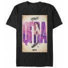 Qi'ra Poster Adult T-Shirt ~ SOLO A Star Wars Story