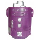 Purple Astromech Droid Body ~ Series 2 from Disney Star Wars Build-A-Droid Factory © Dizdude.com