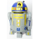Gray & Yellow Astromech Droid ~ Pick-A-Hat ~ Series 2 from Disney Star Wars Build-A-Droid Factory © Dizdude.com
