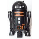 R2 Black & Orange Astromech Droid ~ Pick-A-Hat ~ Series 2 from Disney Star Wars Build-A-Droid Factory © Dizdude.com
