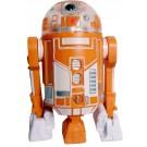 R3 Orange Astromech Droid ~ Pick-A-Hat ~ Series 2 from Disney Star Wars Build-A-Droid Factory © Dizdude.com