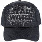Disney's Star Wars Crystal Logo Adult Adjustable Baseball Hat © Dizdude.com